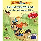VORLESEMAUS, Band 4: Die Butterbrotbande: und weitere Abenteuergeschichten