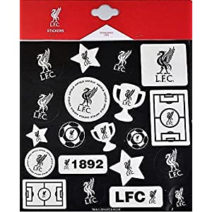 Liverpool F.C. Sticker Set