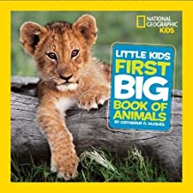 National Geographic Little Kids First Big Book of Animals-