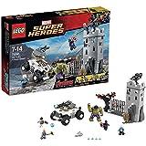 Lego Super Heroes - Nouveautés 2015 - L'attaque de la Forteresse d'Hydra - 76041