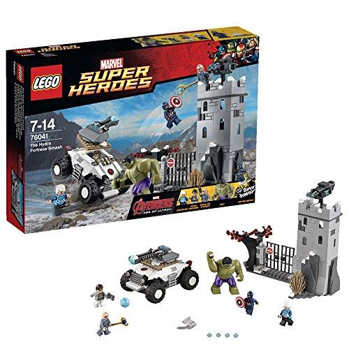 Lego Marvel Super Heroes Avengers 76041 Gioco di costruzione