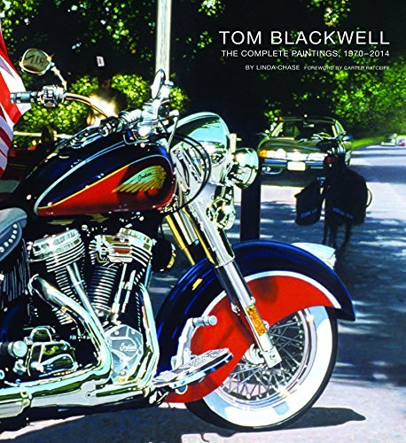 Tom Blackwell: The Complete Paintings, 1970-2014 by Linda Chase (2016-06-25)