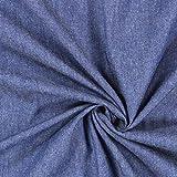 Fabulous Fabrics Denim Simple - Jeansblau - Meterware ab