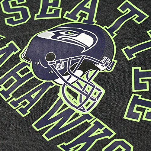 New Era Herren Oberteile / Pullover NFL College Seattle Seahawks Grau