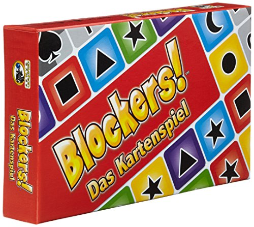 Unbekannt Gryphon Games 1399 - Blockers, Das Kartenspiel