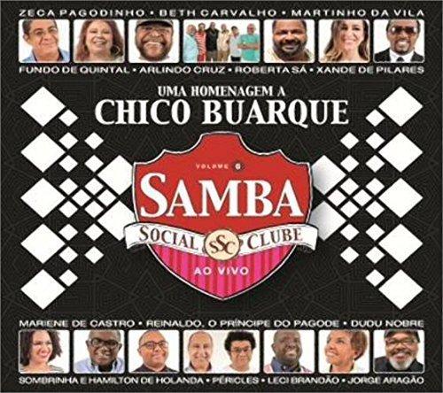 Samba Social Clube 6 - Homenagem a Chico Buarque (Ao Vivo) by Zeca Pagodinho (2014-11-01) (Castro Mariene De)