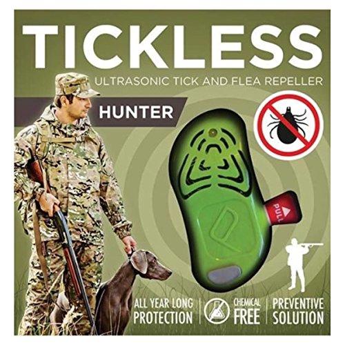 Tickless Anti-puces Hunter PRO-103GR (L x l x h) 60 x 27 x 20 mm Vert 1 pc(s)