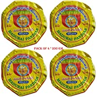 Famous Madurai Pandian Appalam | Papad - Pack of 4 x 200gm (800 gm) - (Big Size - 3.75 Inch)