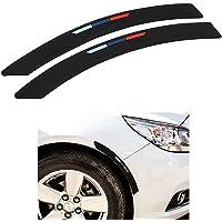 Speedwav Car Wheel Wells Fender Eyebrow Edge Trim Side Bumper Protection Guard - Black Hyundai Venue newlaunchmf104