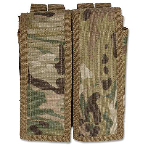 Mil-Tec Mag.Tasche Ak47 Double multitarn