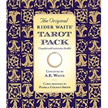 The Original Rider Waite Tarot Pack by A.E. Waite - Cards