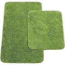 Badezimmer Vorleger Grün | Suchergebnis Auf Amazon De Fur Badvorleger Grun