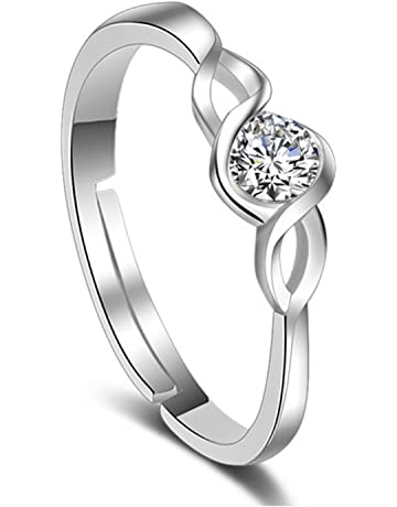 d678a9c389c4c Rings- Buy Gold, Silver, Swarovski Rings Online at Best Prices in ...