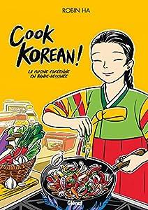 Cook Korean: La cuisine coréenne en BD Edition simple Tome 0