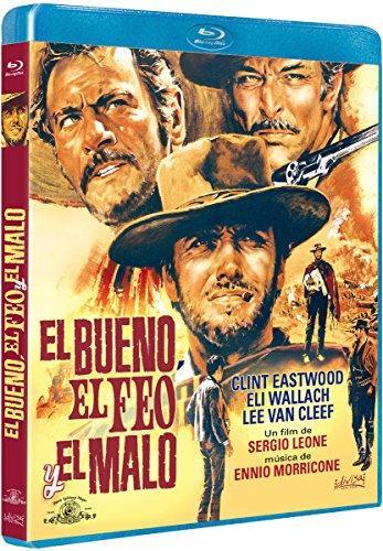 El bueno, el feo y el malo - DVD [Blu-ray]