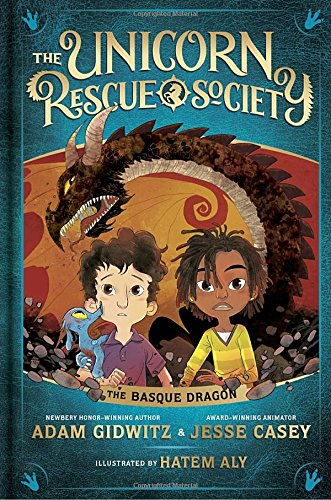 The Basque Dragon (The Unicorn Rescue Society)