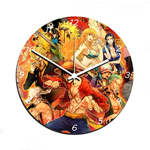 Reloj de Pared - One Piece