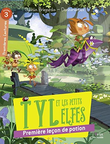 Tyl et les petits Elfes : Première leçon de potion