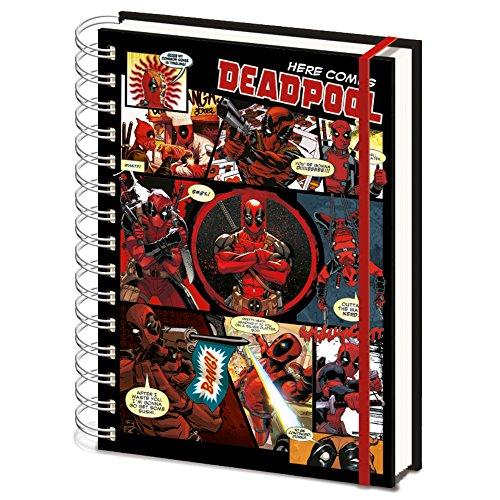 Deadpool A5 SR72146 Notebook Notebook