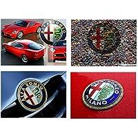 Set 4 Tovagliette Alfa Romeo