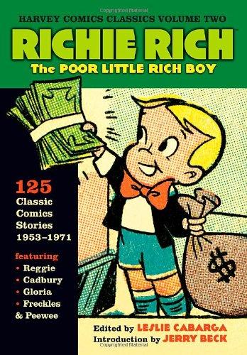 Harvey Comics Classics Volume 2: Richie Rich: Richie Rich v. 2