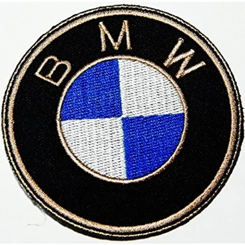 Ecusson brode Bmw patches Motorcycle biker patches Logo sew/iron on patch bmw14