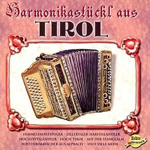 Harmonikastückl aus Tirol