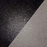 Glitter Lasaur, Effektfarbe, Metallic Farbe, Wandfarbe, Wand-Farbe, Glitzer Wandfarbe, Farbe mit Glitzer, Glitzereffekt, Glitzer Effekt, Glitter (Anthrazit)