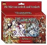 Force of Will - Grimm-Zyklus - Starterdeck - Lumia vs Schneewittchen - Deutsch