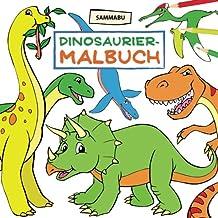 Bastel- & Kreativ-Bedarf für Kinder Malbuch ab 5 Jahren Mit bunten Malvorlagen Broschüre Deutsch 2018 Mal- & Zeichenmaterialien für Kinder
