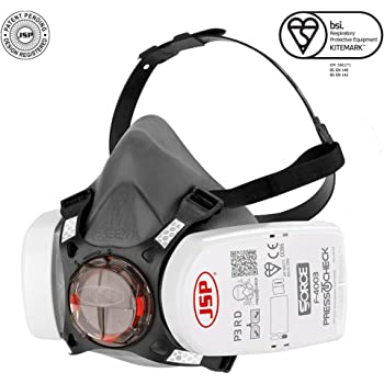 4b896aa0d471d GVS Filter Technology SPR406 Elipse Integra Safety Goggle + P3 Dust ...