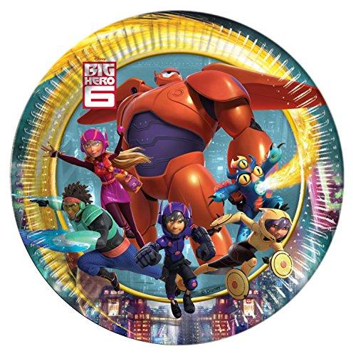 Big Hero 6 Baymax - PLACA GIGANTE ROBOWABOHU...