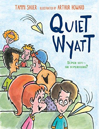 Quiet Wyatt (English Edition)