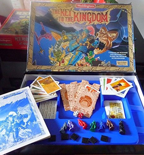 Key To The Kingdom Game for sale  Delivered anywhere in Ireland