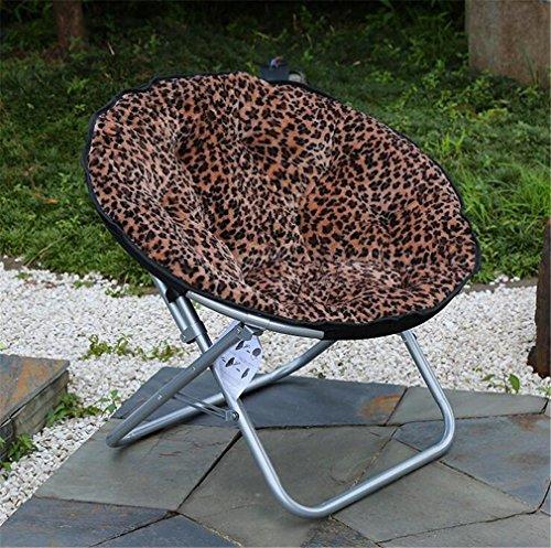 TTYY Moon Chair 2PCS Mode chaise pliante confortable intérieure / extérieure (s'il vous plaît laissez un message si vous avez besoin d'une couleur différente) , 003