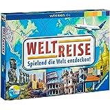 "Ravensburger 26332 - Familienspiel ""Weltreise"""