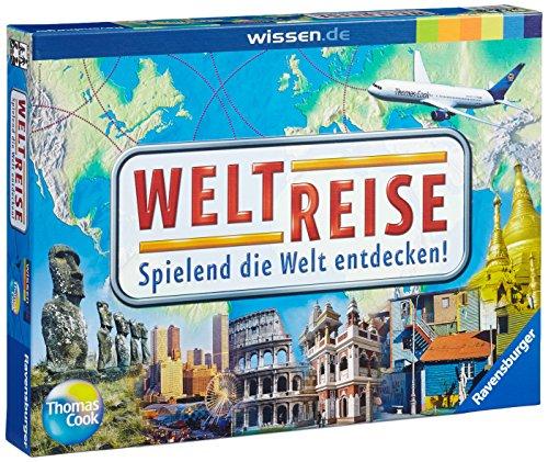 (Ravensburger 26332 - Weltreise)