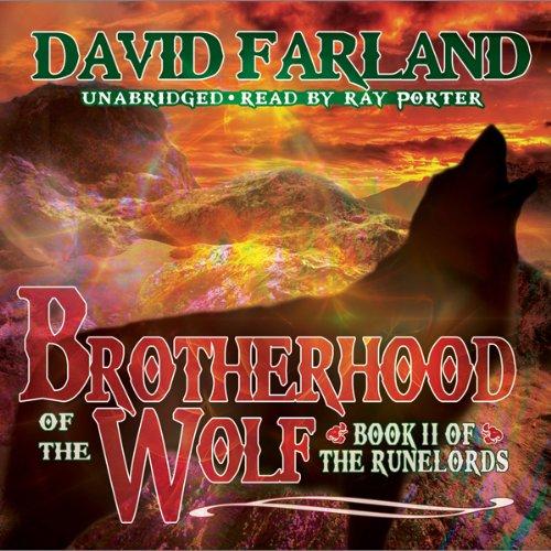 Brotherhood of the Wolf  Audiolibri