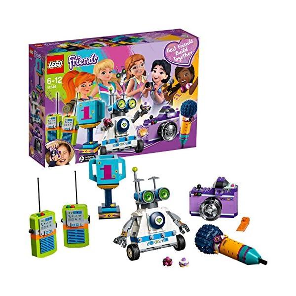 LEGO La Scatola Dell'Amicizia Costruzioni Piccole Gioco Bambino Bambina 252 1 spesavip