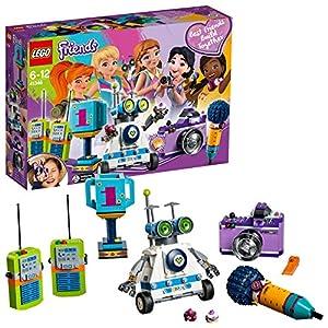 LEGO Friends - Caja de la Amistad, Juguete de Construcción Creativo con 5 Accesorios para Niños y Niñas de 6 a 12 Años para Vivir las Aventuras de Heartlake City (41346)