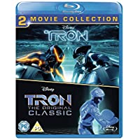 cheap dvds and blu ray tron original tron legacy bd blu ray