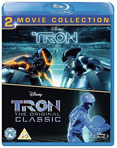 Tron Original & Tron Legacy - Blu-ray