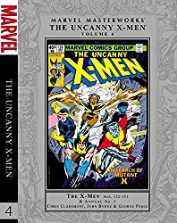 [Marvel Masterworks: Uncanny X-Men Volume 4] (By: Chris Claremont) [published: February, 2012]
