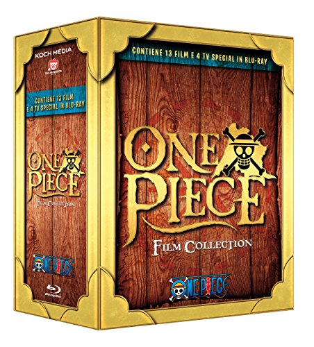 One Piece - Film Collection (15 Blu-Ray) - Esclusiva Amazon