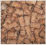 30 Naturkorken Sektkorken von Sektflaschen, gebraucht dicker dichter Kork von Flaschen Sekt Prosecco Champagner Korken Flaschenkorken Naturkorken Kork Naturprodukte