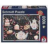 Schmidt Spiele 58274 - Pâtisserie, Puzzle, 1000 teile
