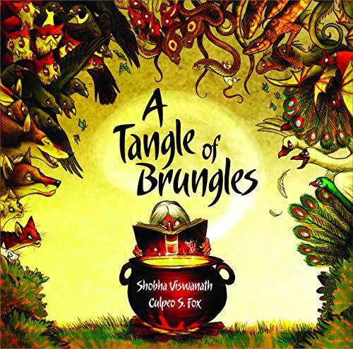 A Tangle of Brungles (Gedichte Halloween Lustige)