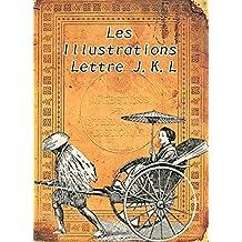 Les illustrations de la lettre J,K,L: La mémoire de cent ans (Dictionnaire Webster, l'édition de 1914 t. 7)