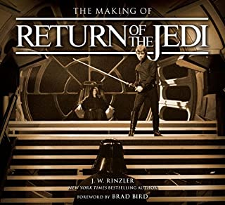 The Making of Return of the Jedi: The Definitive Story Behind the Film (1781310769) | Amazon price tracker / tracking, Amazon price history charts, Amazon price watches, Amazon price drop alerts