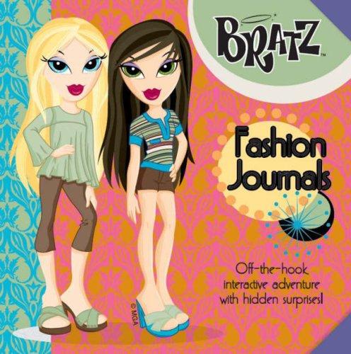Bratz Resort Fashion Journal (Bratz Interactcive Storybook) -
